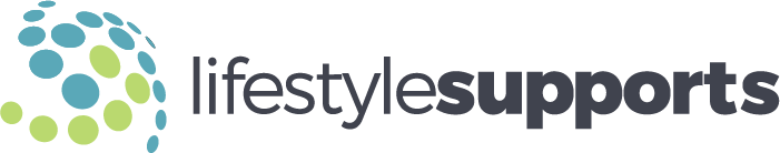 Lifestyle Supports Colour Logo